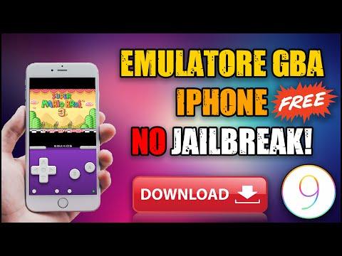 Tutorial - Installare Emulatore GBA/GBC + Giochi! | NO Jailbreak | NO Computer | iOS 9/10 [ITA]