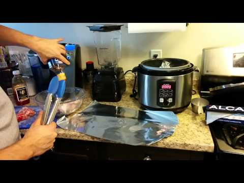How to cook Chicken Drumsticks in a Pressure cooker, 3 flavors at once!