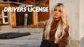 Olivia Rodrigo - Drivers License (Cover by Coco Quinn)