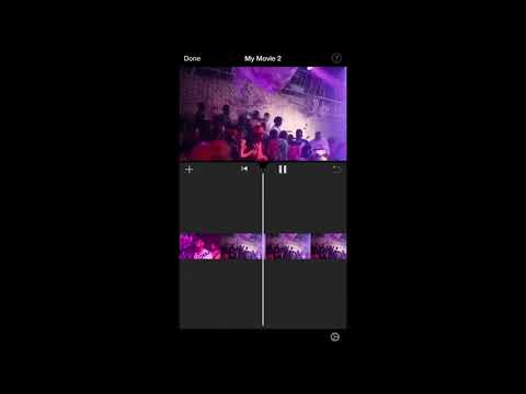 how to make bass boosted songs on imovie