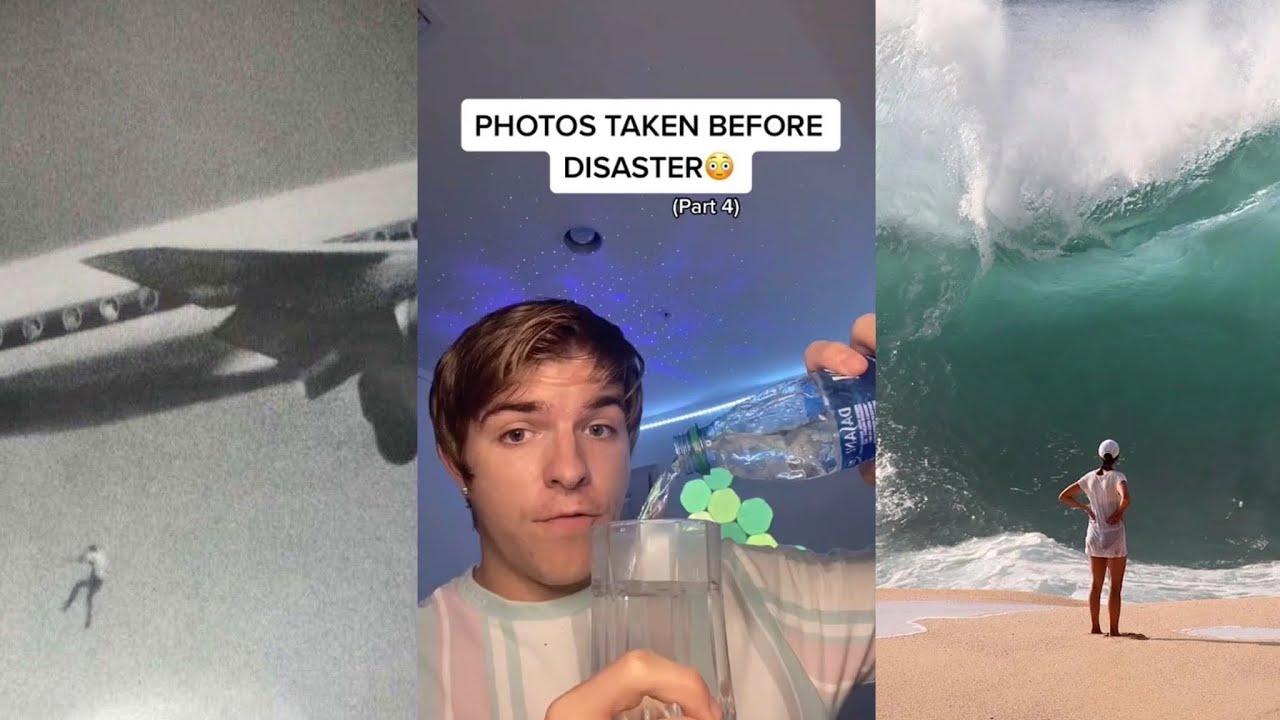 PHOTOS TAKEN BEFORE DISASTER! TikTok compilation- (Icycol)