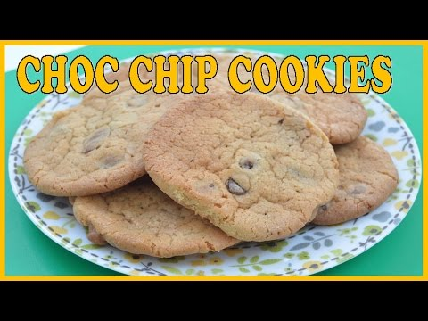 Chocolate Chip Cookie Recipe Tasty | Easy Cooking Recipes | Cook with Anisa