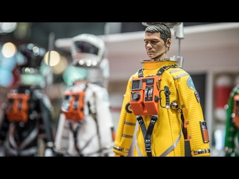 2001: A Space Odyssey 1/6th Scale Figures!