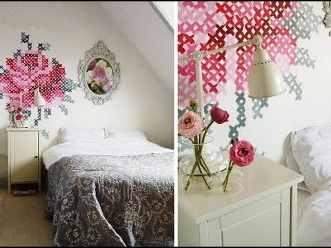 Home Décor with Cross Stitch