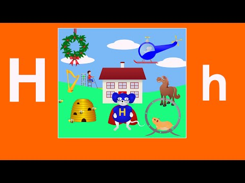 letter h song phonics letter h song vidoemo emotional unity 22876 | 0
