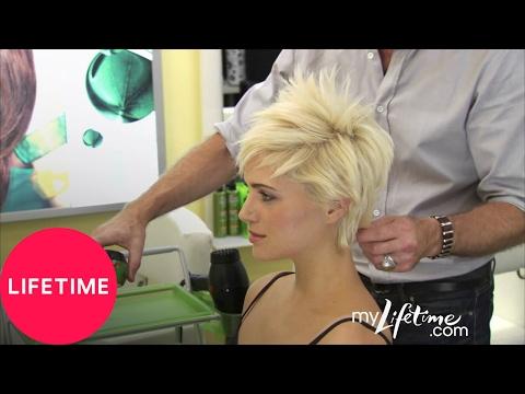 The Look: Short & Sassy: Garnier Hair Studio | Lifetime