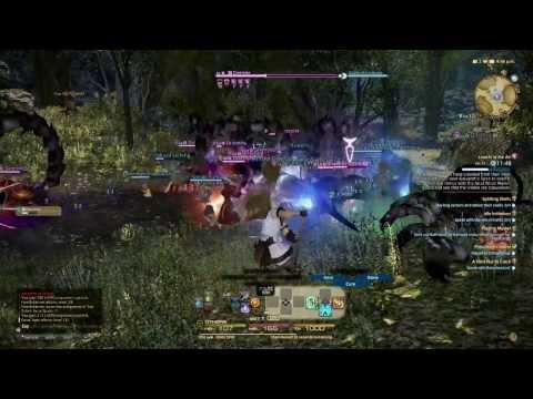 Gameplay 6 - Final Fantasy XIV PS4 Beta