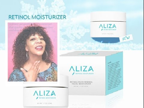 Aliza Natural Retinol Cream Moisturizer Skin care