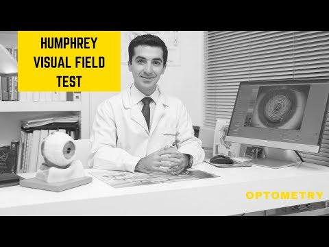 Humphrey Visual Field Test