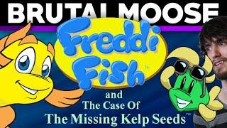 Freddi Fish - brutalmoose ft. PeanutButterGamer