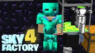 SkyFactory 4 - EP 7 Ender pearls and Deep Mob Learning Trials