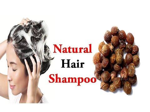 Shikakai Shampoo | How to Make Your Own Natural Shampoo