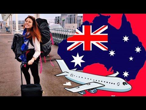London ✈ Australia   ONE WAY TICKET