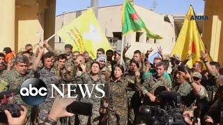 Major milestone in war against ISIS