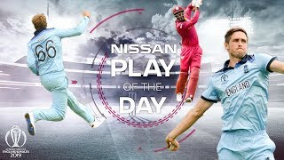 Nissan Play of the Day | England vs West Indies | ICC Cricket World Cup 2019