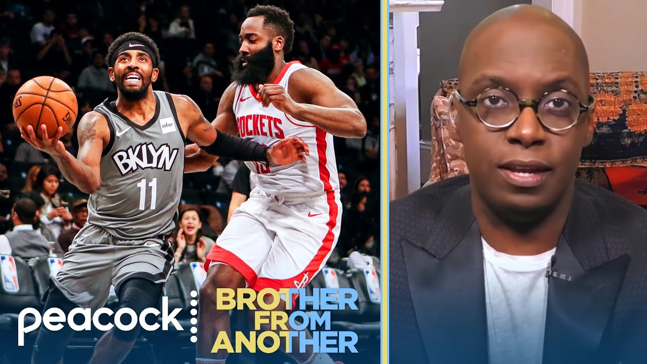 How will James Harden-Kyrie Irving dynamic play out for Brooklyn Nets?   Brother From Another