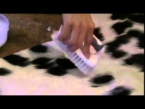 Rug Wash, Inc.™ - Animal Skin Rug Cleaning