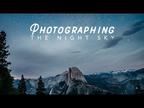 Take Better Photos at Night | Astrophotography Tutorial
