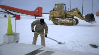 Army tested in the wilds of Antarctica