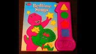 BARNEY Bedtime Songs