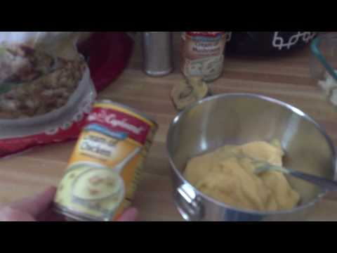 Easy Southern-Style Chicken Casserole