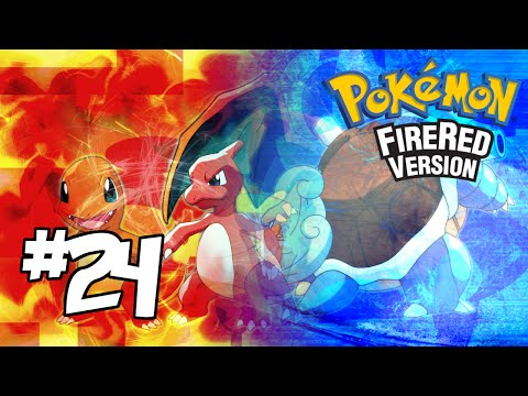 Let's Play: Pokémon (Fire Red Version), Episode 24: Sevii Islands Revisited (Part 1)