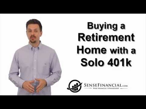 Solo 401k Rules: Buying a Retirement Home with Your Solo 401k