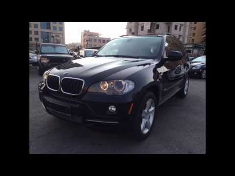 FOR SALE 2008 BMW X5 Clean Carfax Low mileage (EBC Lebanon CARS)