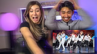 BTS Jingle Ball 2019 Live Performance HYPED COUPLES REACTION