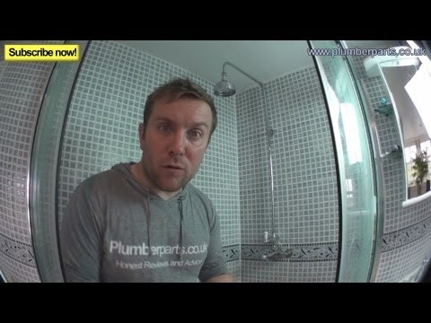 HOW TO INSTALL A RIGID RISER SHOWER KIT - Plumbing Tips