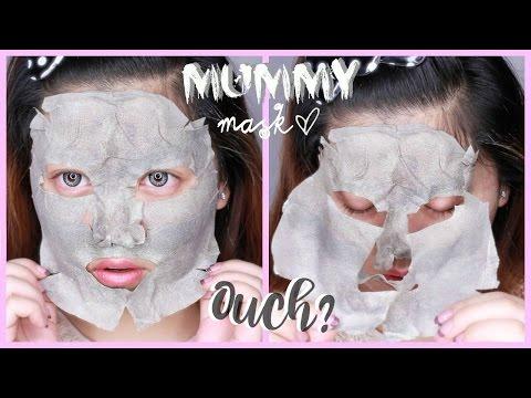 April Skin Mummy Mud Mask Review