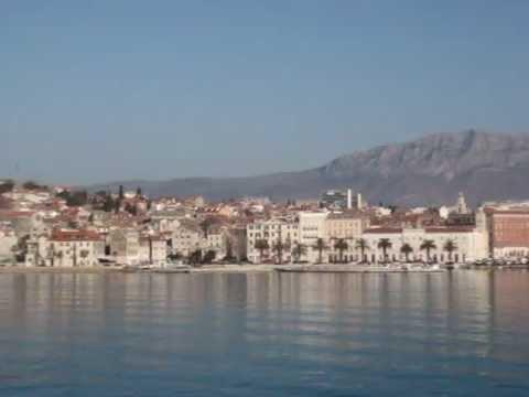 Split to Hvar Ferry Boat