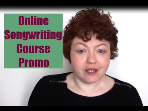 Online Songwriting Course Promo