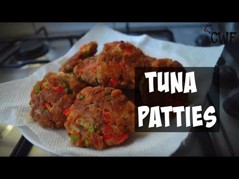 How To Make Fried Tuna Patties | CWF