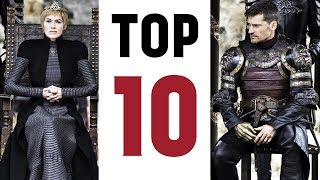 Top 10 Moments - Game Of Thrones Season 7