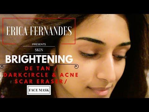 SKIN MASK FOR GLOWING SKIN | FACE MASK | ERICA FERNANDES