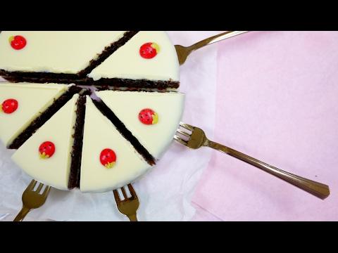 Strawberry Sponge Cake Pops いちごショートケーキに横からフォークを刺したらKawaiiというだけの動画です