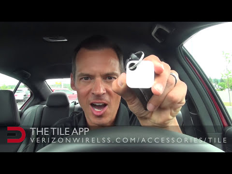 How To Find Your Car Keys on Everyman Driver with Tile