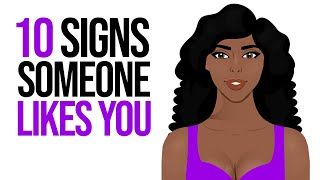 10 Signs Someone Likes You But Is Trying To Hide It