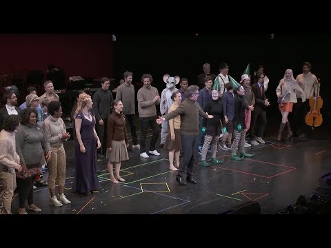 Curtain Call with Monica Bill Barnes & Company - This American Life - Live at BAM