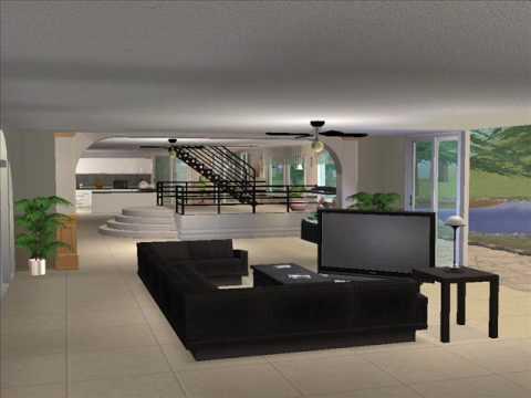 sims 2 lake house