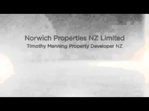 Timothy Manning Property Developer NZ