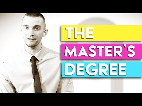 The Master's Degree  |  College High