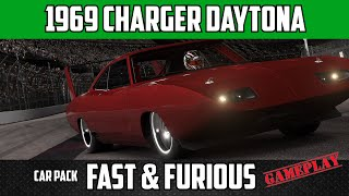 Forza 6 - 1969 Dodge Charger Daytona - (60FPS) Fast & Furious Car Pack