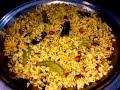 Prasadam Pulihora Recipe (ప్రసాదం పులిహార)