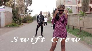Konshens, Bruk off your back.  dance cover by Bolt D'dancer
