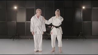 Karate with Anne-Marie [Episode 6: Jamie Laing]