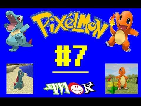 Mok: Minecraft Pixelmon (Pokemon Mod) Episode 7: The Red & Yellow Apricorns & The First Pokeball