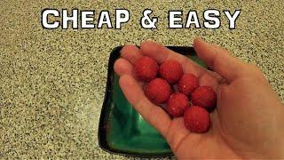 How To Make CARP Fishing Bait