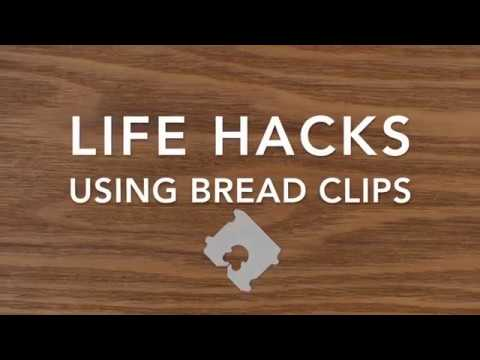 Uses For A Bread Clip